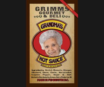 Grandma's Hot Sauce